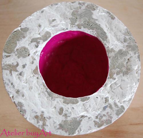Schale in Pink